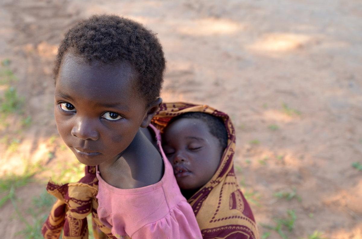 Африканец русская дети фото