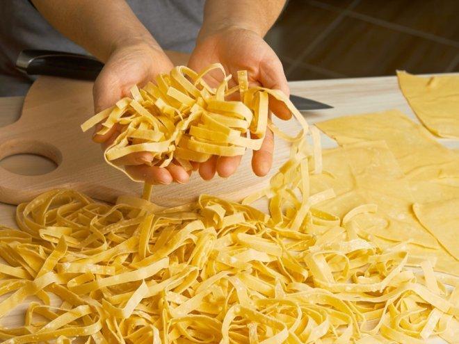 Как приготовить домашние макароны своими руками