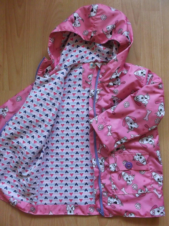 Выкройка детской куртки легко и качественно. Своими руками 28