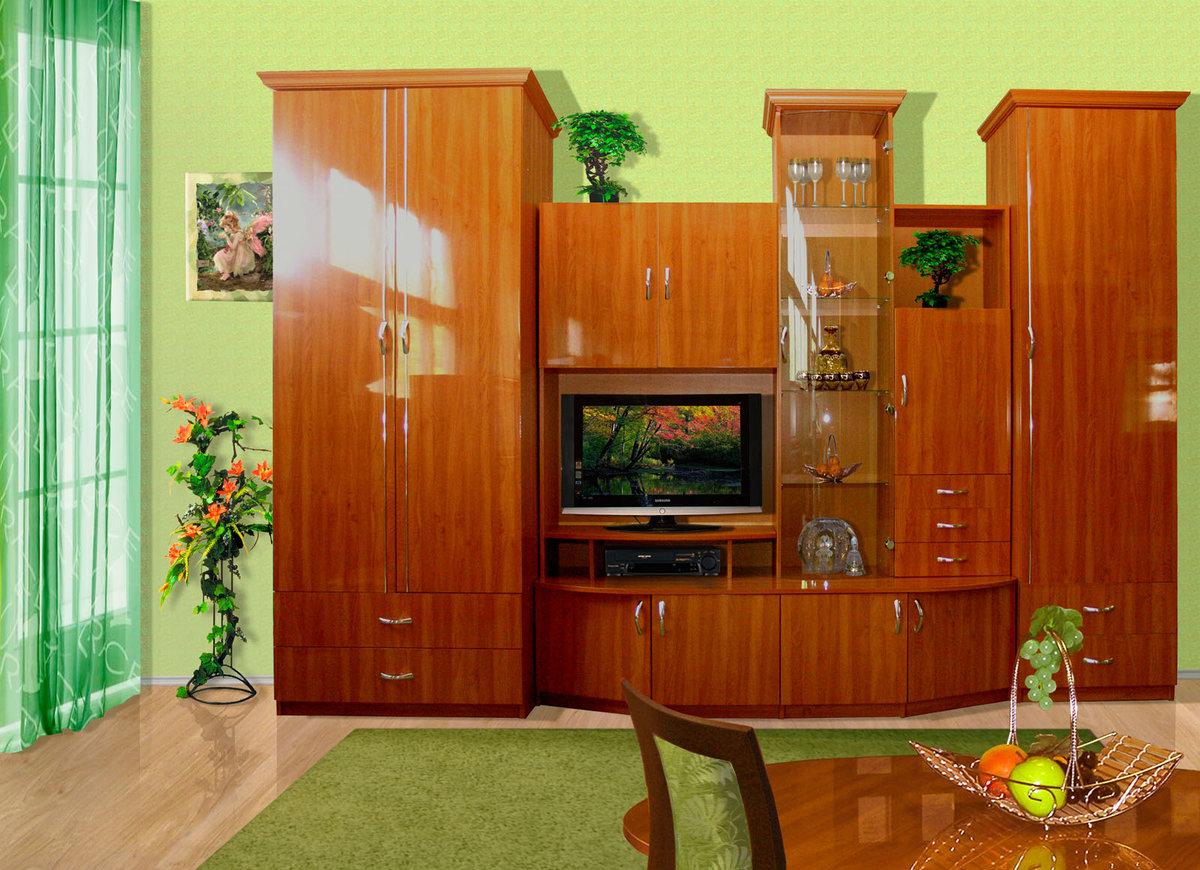 Способы декора старой мебели своими руками. Советы 54