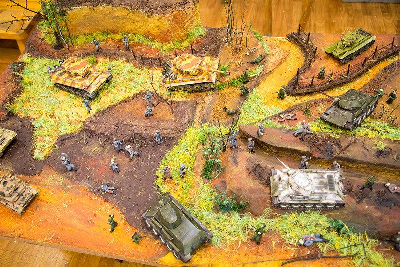 Великой отечественной войне своими руками 138