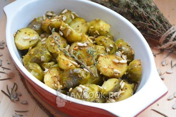 Что приготовить из цветной капусты и брюссельской