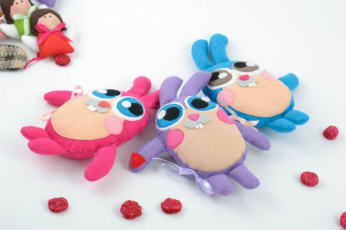 Мягкие игрушки-зверюшки / www. HolidaySoon.org 54