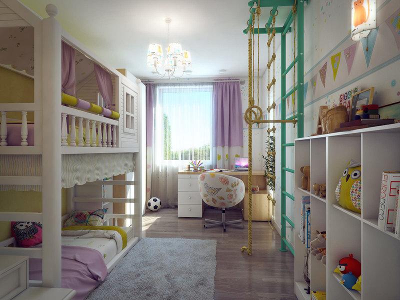 двухъярусные кровати для детей саратов фото