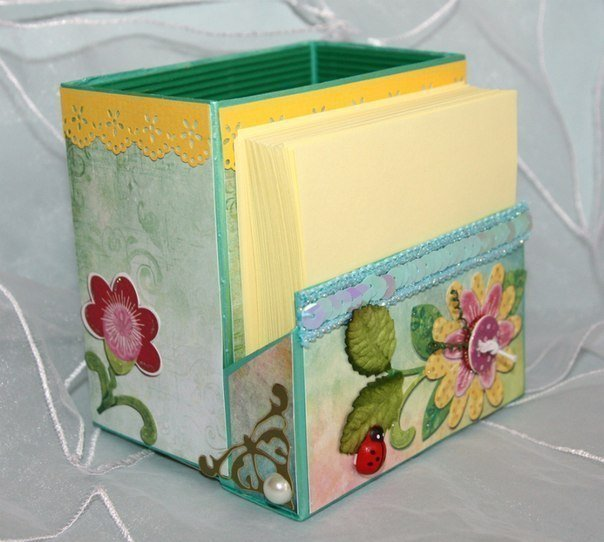 Поделка из коробок от чая 350