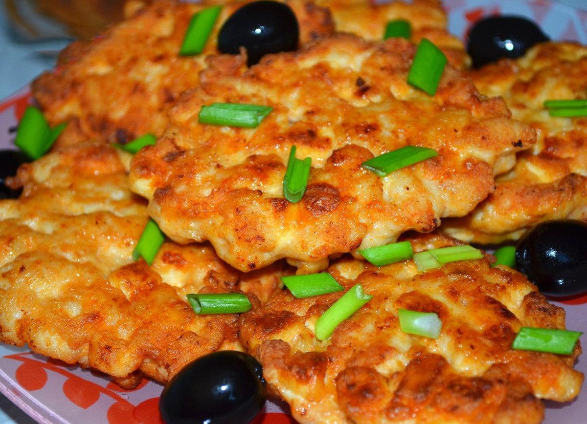 Куриные рубленные котлеты с зеленью рецепт пошагово в