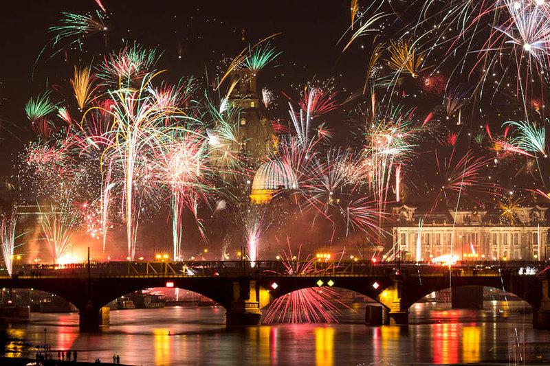 Новый год в германии 2017 из санкт петербурга