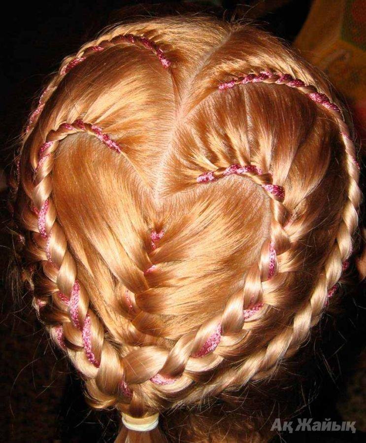 Плетение французской косы с фото