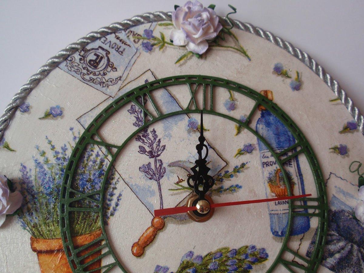 Часы своими руками пошаговое фото