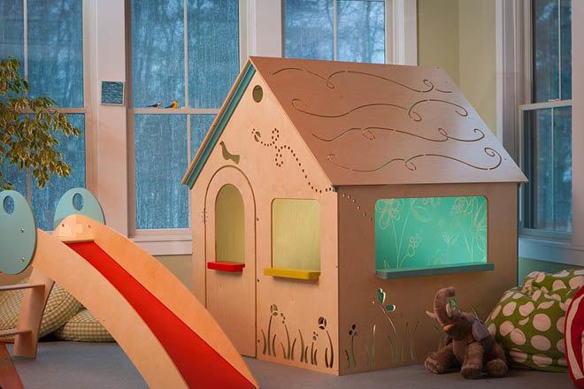 Мебель для детского домика своими руками 4