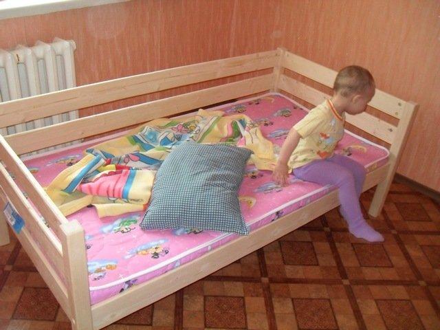 Детский кровать своими руками 12