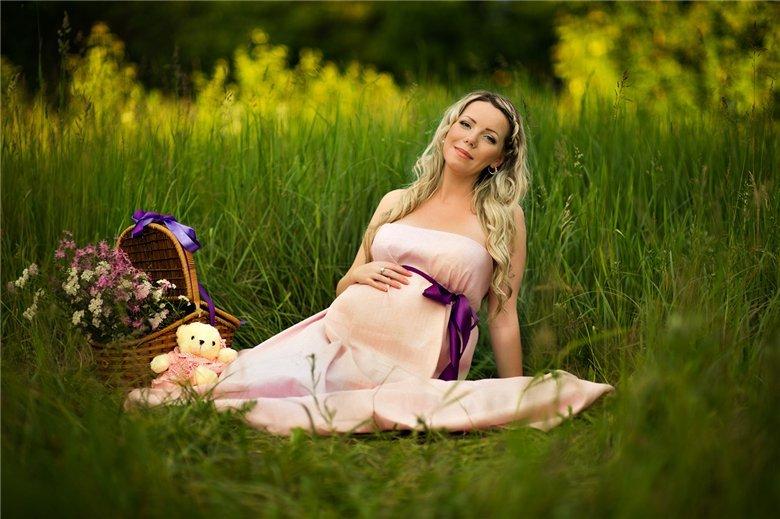 Идеи фото для беременных на природе