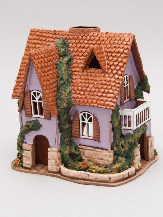 Глиняные домики своими руками 65