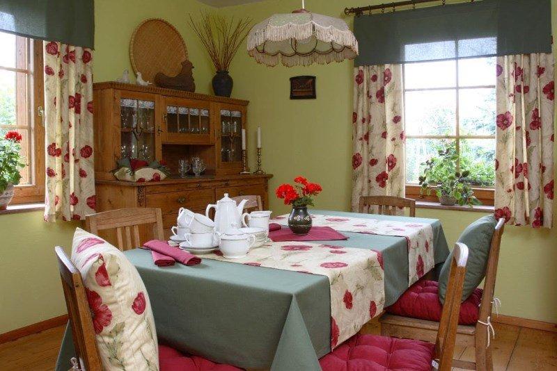 Уютный дом своими руками шторы