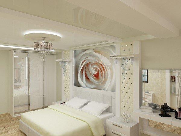 Красивый дизайн спальни 2018 современные идеи