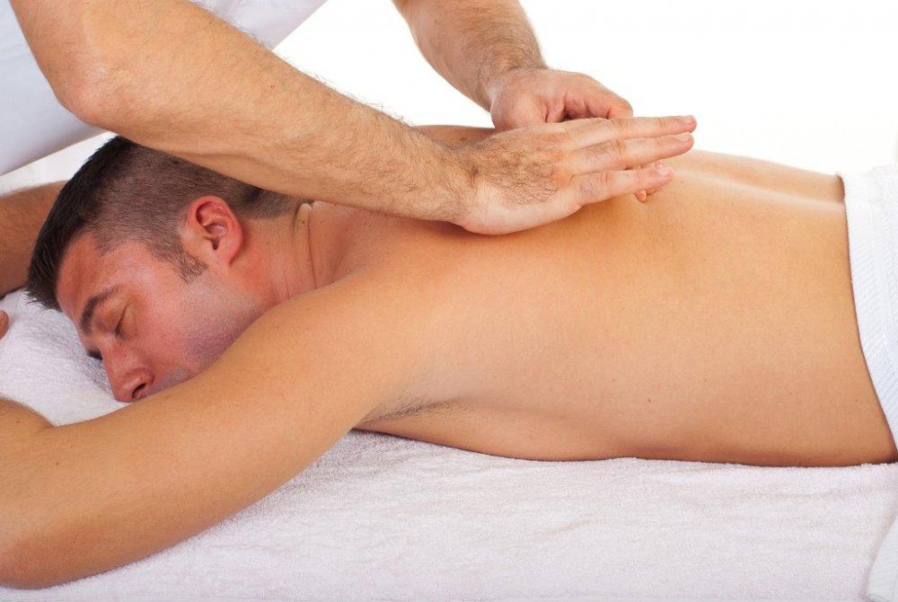 Как сделать массаж дома жене