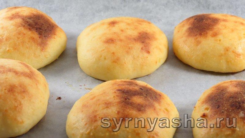 Сырники в духовке без муки пошаговый рецепт с