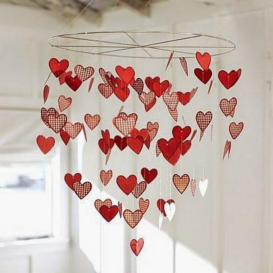 Как украсит комнату своими руками к дню свадьбы
