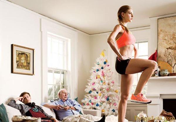 Как привести себя в форму в домашних условиях для мужчин