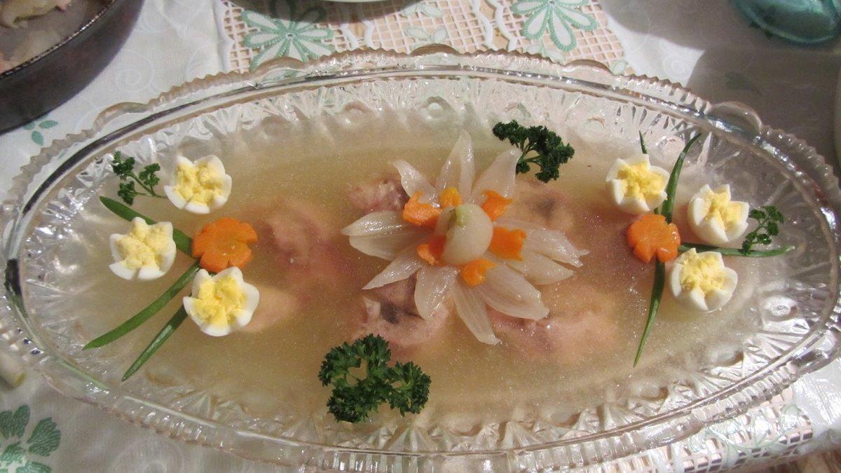 Заливное из курицы пошаговый рецепт с с майонезом и
