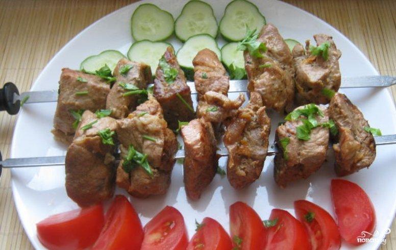 Рецепты быстрой мариновки шашлыка