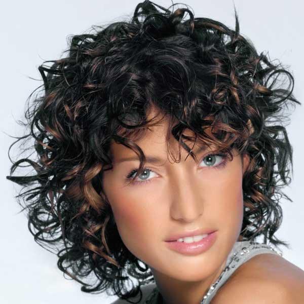 Прическа мокрый эффект на короткий волос