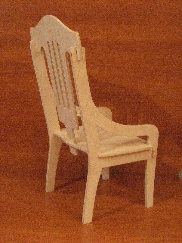 Сделай своими руками детский стульчик из фанеры