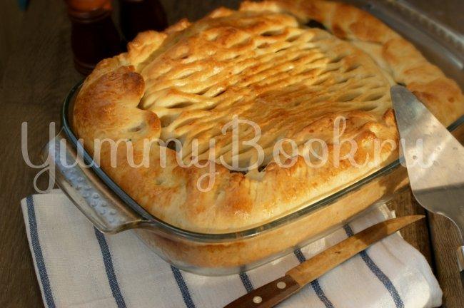 Рецепты пирогов с и e