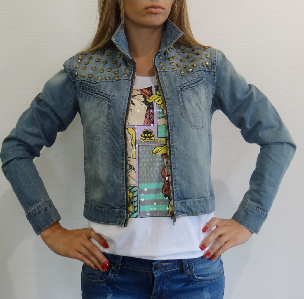 9 способов сделать старую джинсовку стильной - Я Покупаю 73