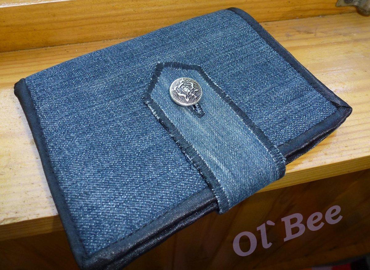 Сшить кошелек своими руками из джинс 797