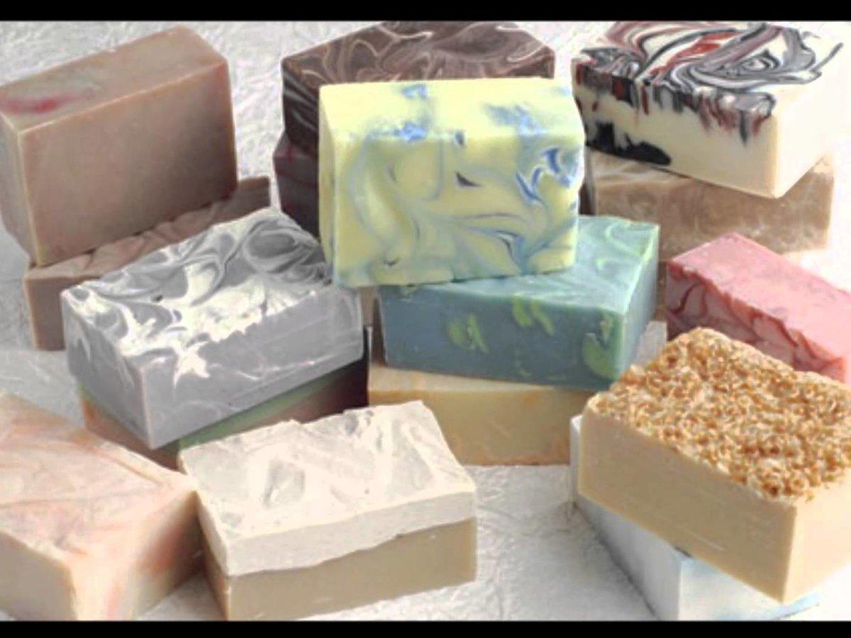 Как сделать мыло из твердого мыла 96