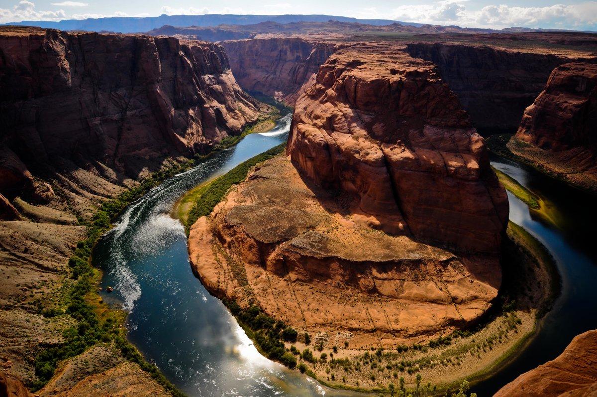 River Of Life, Colorado River, Page, Arizona  № 1781735  скачать