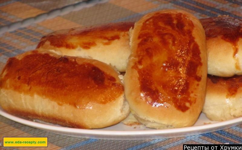 Пошаговый рецепт пирожков с картошкой в духовке