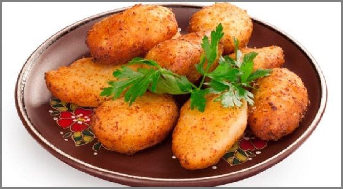 Рецепты из картофеля в кожуре