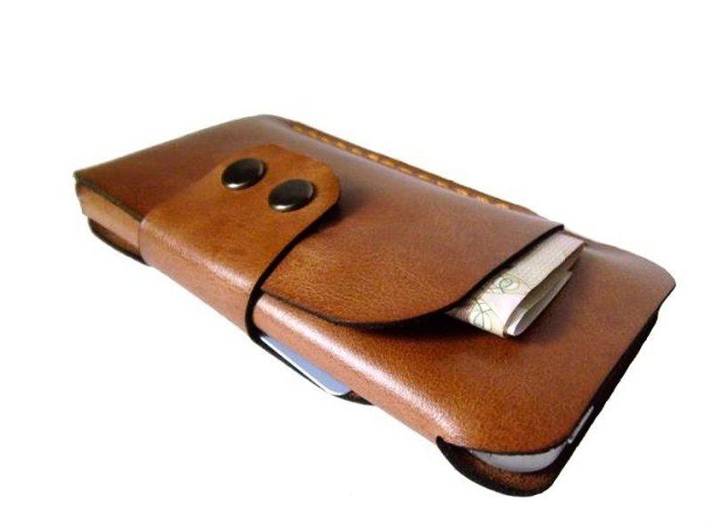 Как сделать кожаные чехлы на телефон 597