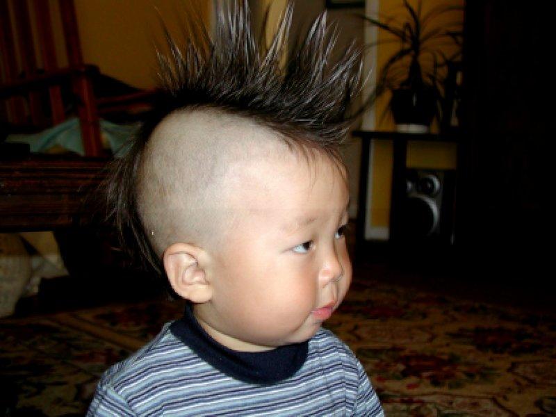 Фото красивые причёски у мальчиков