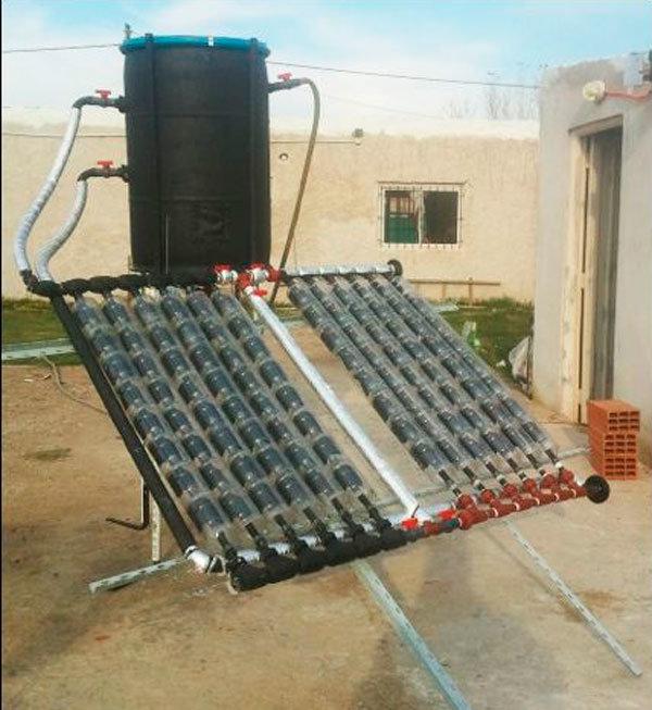 Как сделать солнечную воду