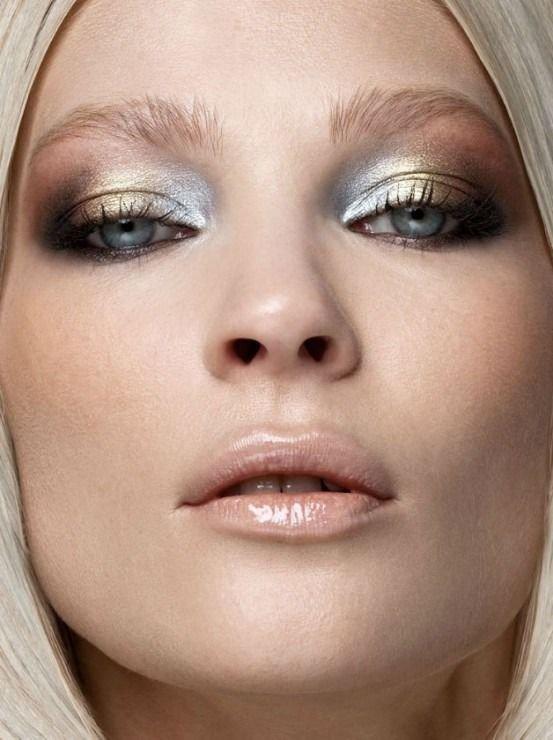 Для чего перламутр в макияже