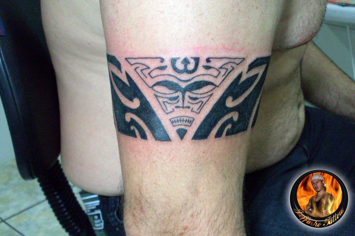 Татуировки браслеты на плечо мужские фото