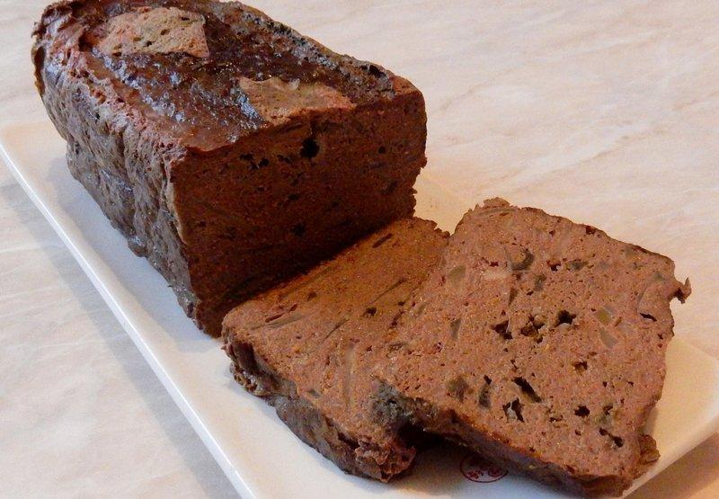 Рецепт печеночного паштета запеченного в духовке