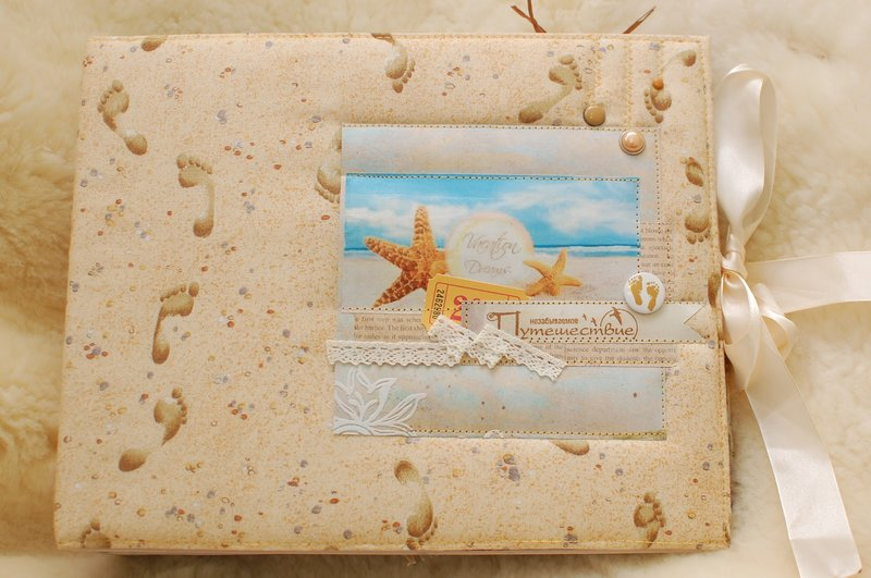 скрапбукинг альбом в морском стиле,своими руками для деток - карточка от пользователя Lana Asyutina в Яндекс.Коллекциях