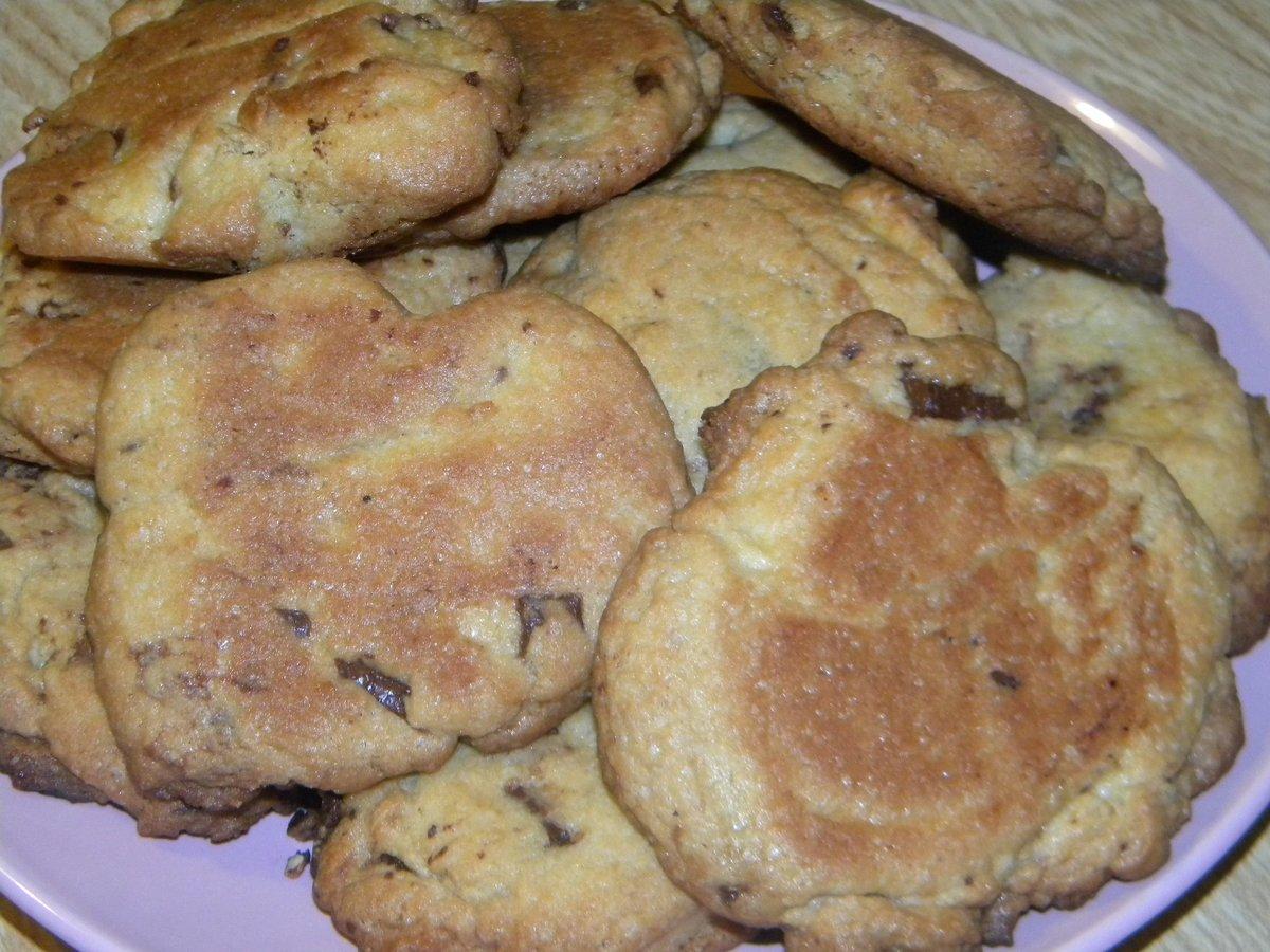 Быстрые печеньи для детей рецепт фото