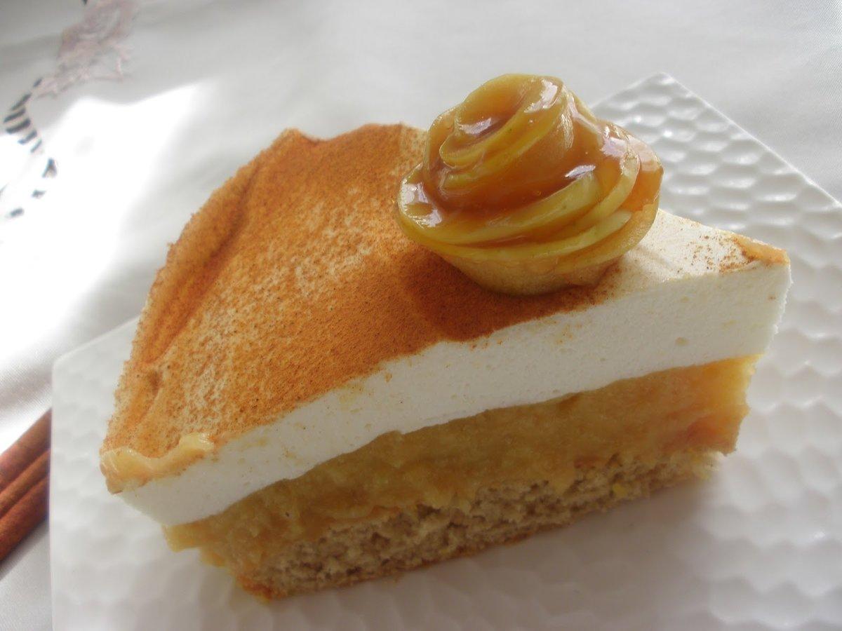 Рецепт бисквит с яблоками в мультиварке рецепт