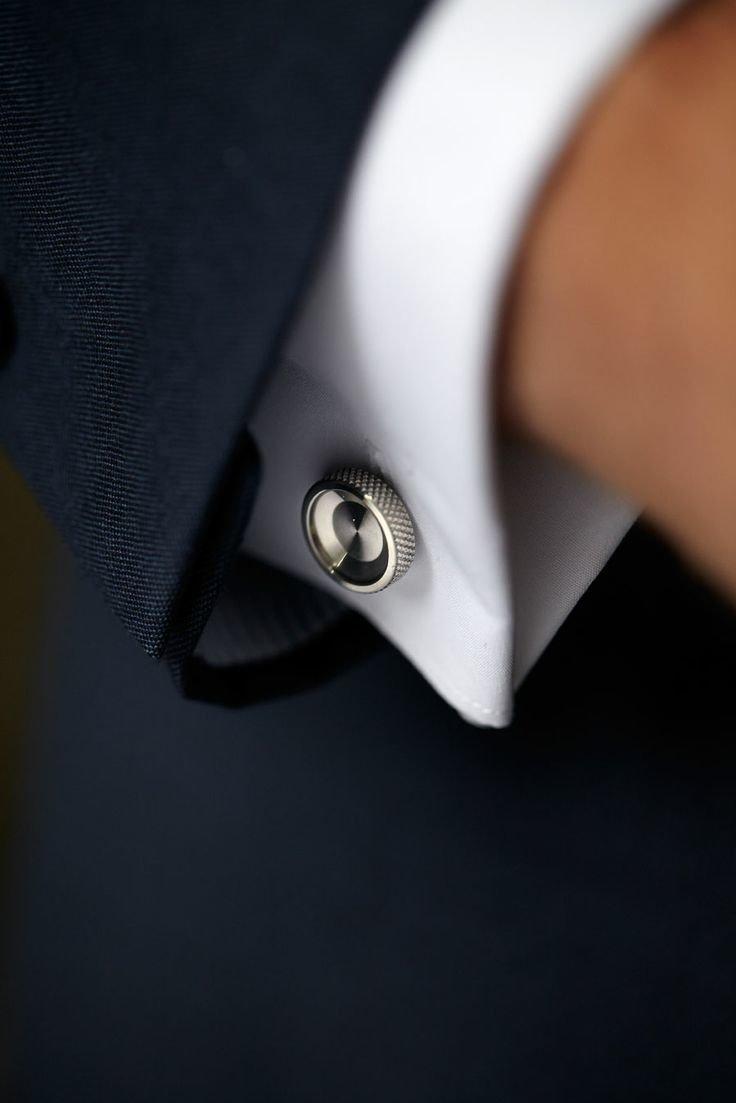 Как правильно выбрать запонки на рубашку