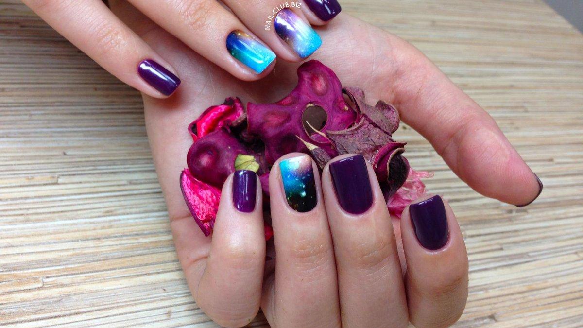 Фото гелевого покрытия ногтей модные