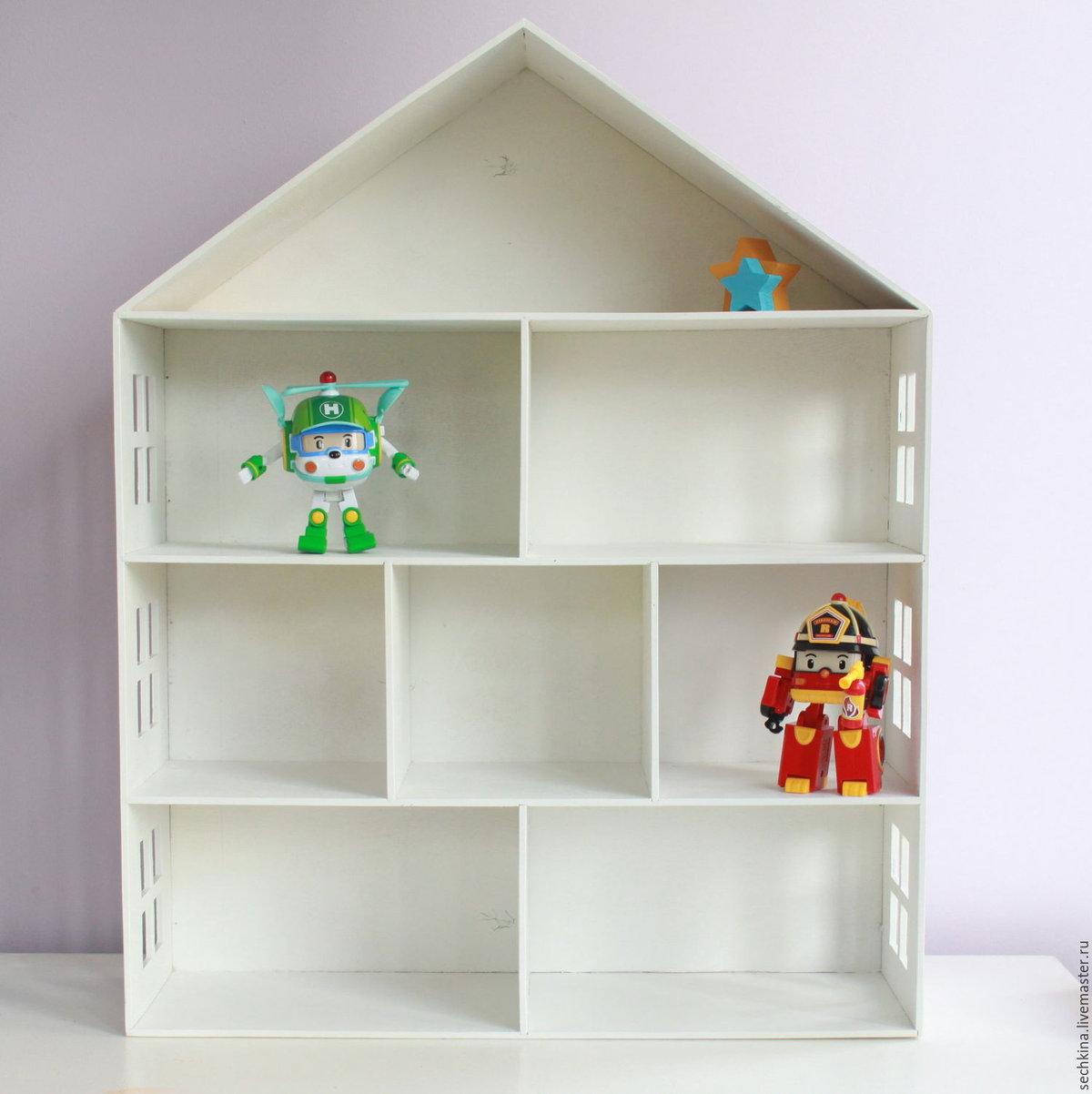 Дом игрушек своими руками