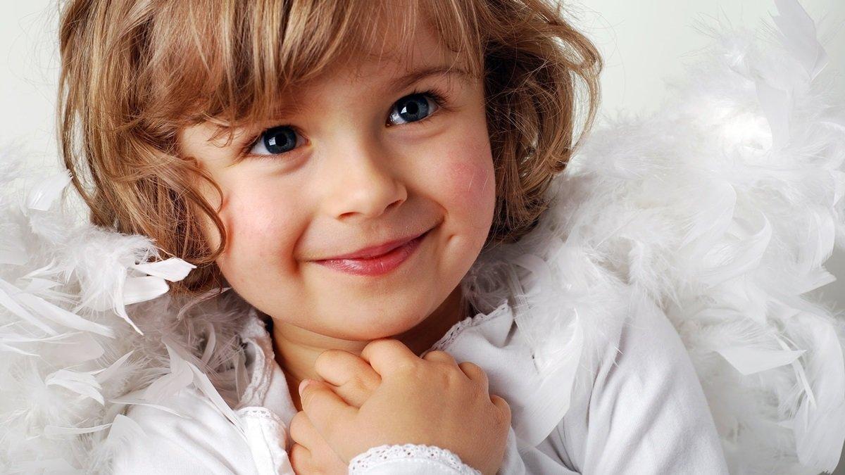Красивое фото про детей