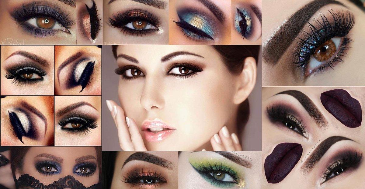 Вечерний макияж и как это сделать 472
