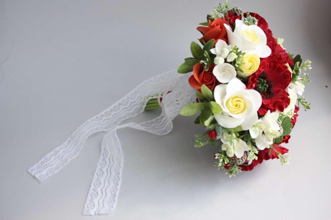 Букеты для невесты в подарок 100