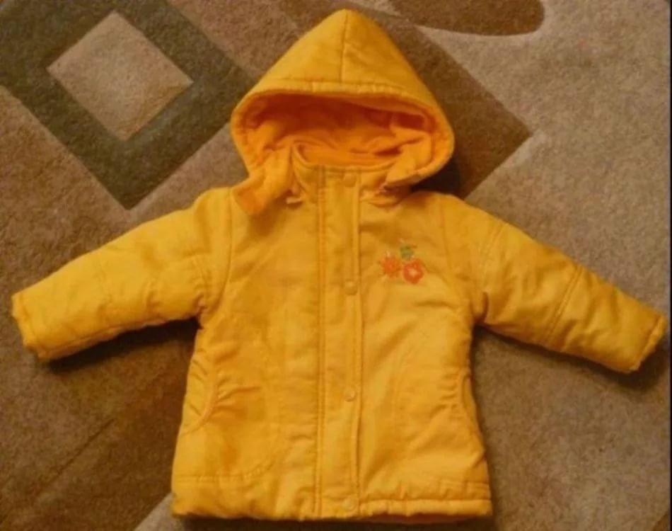 Сшить куртку для ребёнка 79
